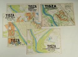 5db Tisza térkép