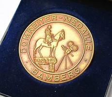 9.Bambergi Rövidfilm Fesztivál 1981 érem.