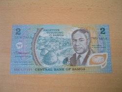 SZAMOA SAMOA 2 TALA 1990 POLYMER #