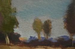 Bér Rudolf (1924-2004) - Magányos tanya