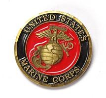 USA  Tengerészgyalogság alezredesi emlékérme
