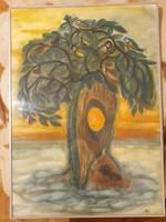 Mattis Teutsch János festmény eladó