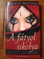 Syndie Maison:A fátyol sikolya című könyv