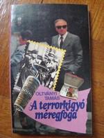Oltványi Tamás:A terrorkígyó méregfoga című könyv