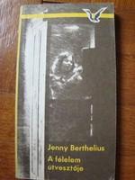 Jenny Berthelius - A félelem útvesztője című könyv