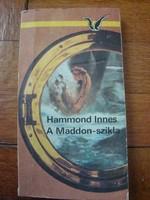 Hammond Innes - A Maddon szikla című könyv