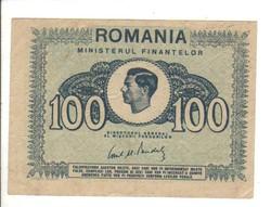 100 lei 1945 Románia I.