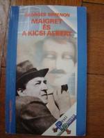 Georges Simenon:Maigret és a kicsi Albert című könyv