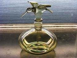 Kolibris parfümös üveg