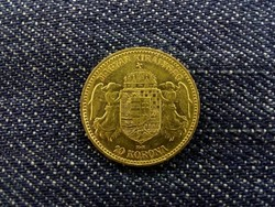Nagyon szép, 10 Korona 1907 KB