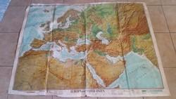 Európa térkép eladó!