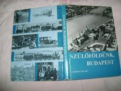 Szülőföldünk, Budapest - 1979 - retro könyv