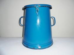 Zománcozott zsírosbödön - Bonyhád - 15 liter