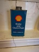 Bontatlan Shell olajos kanna