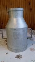 Antik alumínium tejes kanna eladó!5 literes