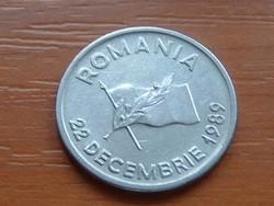 ROMÁNIA 10 LEI 1991