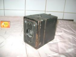 Antik Zeiss Ikon Box-Tengor fényképezőgép