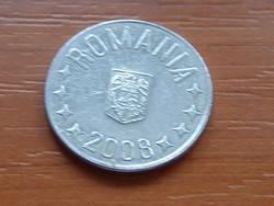 ROMÁNIA 10 BANI 2008