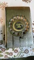 Antik telefonos regiszter eladó!