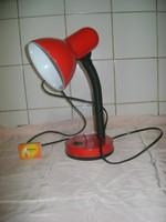 Retro íróasztal lámpa - újszerű