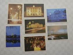 Démász - 7 db képeslap