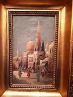 KAUFMANN, KARL (1843 - 1901)  keleti utca -