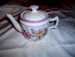 Zsolnay porcelán  teás kancsó