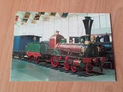 """""""Spanisch-Brötli. Bahn"""" első vasút Svájc 1847 - KÖZLEKEDÉSI FOTÓ,KÉPESLAP,LEVELEZŐLAP"""