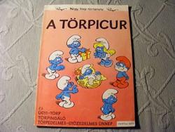 A Törpicur - Peyo képregény Fabula MTV 1989