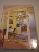 N 18 A térrendezés Feng Shui Fény és Árnyék lakberendezési  könyv  eladó