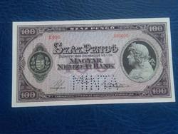 100  Pengő 1926 Minta UNC                MP002