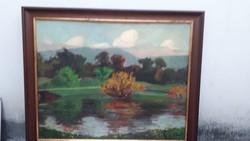 BALLA BÉLA ARAD, 1882 - 1965, NAGYBÁNYA