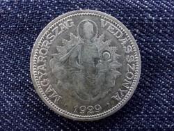 Madonnás ezüst 2 Pengő 1929