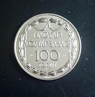 Magyarország 100 FT 1990 BU