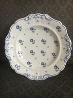 Altwien bieder tányér az 1848-as szabadságharc idejéből