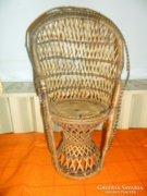 Antik baba fotel