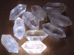 Herkimer gyémánt HASÁB