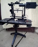 Ritka Carl Zeiss optikai orvosi optikai műszer