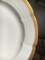 Limoges (francia) porcelán tányér- 1880-as évek, Charles Ahrenfeldt