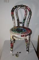 Thonet jellegű dísz szék