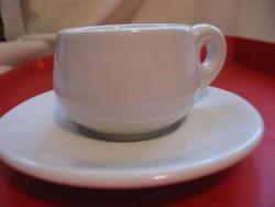 Antik SCHLAGGENWALD  cseh mokkás csésze