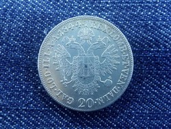 V. Ferdinánd ezüst 20 krajcár 1844 A