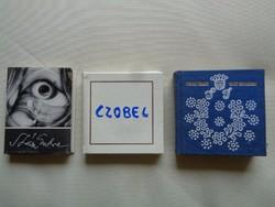 Mini könyvek