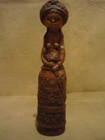 Kovács Mária  kerámia szobor