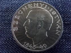 Extra szép, verdefényes aUNC ezüst Széchenyi 10 Forint 1948 /id5023/