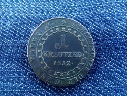 I. Ferenc 1 krajcár 1812 B