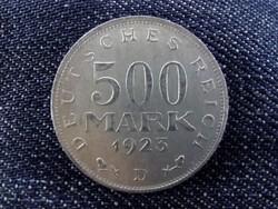 Weimar 500 Márka 1923 D /4663/