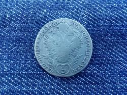 I. Ferenc ezüst 5 krajcár 1820 A /id1289/