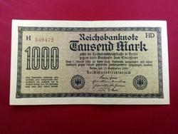 Német 1000 Márka 1922 /3402/