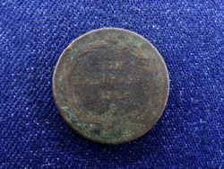II. József 1 Krajcár 1781 S /id4419/